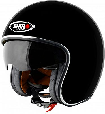 Shiro SH-235 Gold Line, Casco Jet