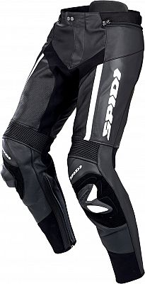 Spidi RR Pro Wind, pantalones de cuero perforados