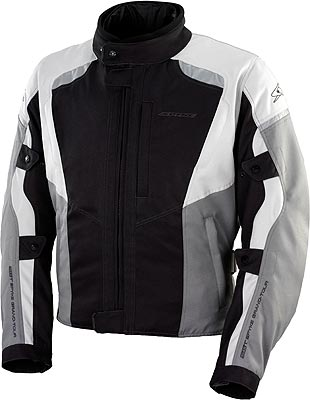 Spyke Stalker, chaqueta impermeable textil