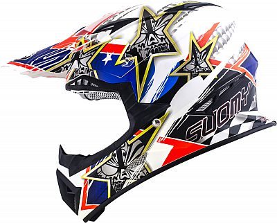 Motoin DK Suomy Rumble Tex, cross helmet