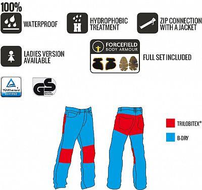 trilobite agnox kevlar jeans wasserdicht. Black Bedroom Furniture Sets. Home Design Ideas