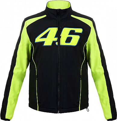 VR46-Racing-Apparel-Classic-46-Race-chaqueta-Softshell