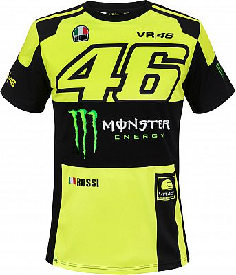 44923b53ddb VR46 Racing Apparel Monster Dual Monza Replica