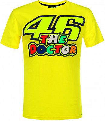 VR46 Racing Apparel 46 The Doctor, t-shirt