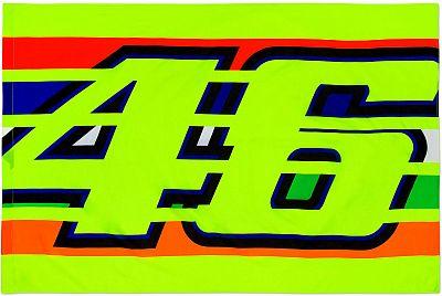 VR46 Racing Apparel Classic 46 Stripes, Bandera