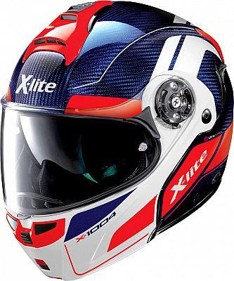X-Lite X-1004 Charismatic N-Com Carbon, levante casco