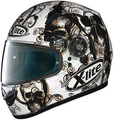 Image For X-Lite-X-Lite-X-602-Poison-N-COM-integral-helmet