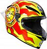 AGV Pista GP R Rossi 20 Years, Integralhelm