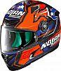 Nolan X-802RR UC Stoner Suzuka Replica 2015, integral helmet 4634