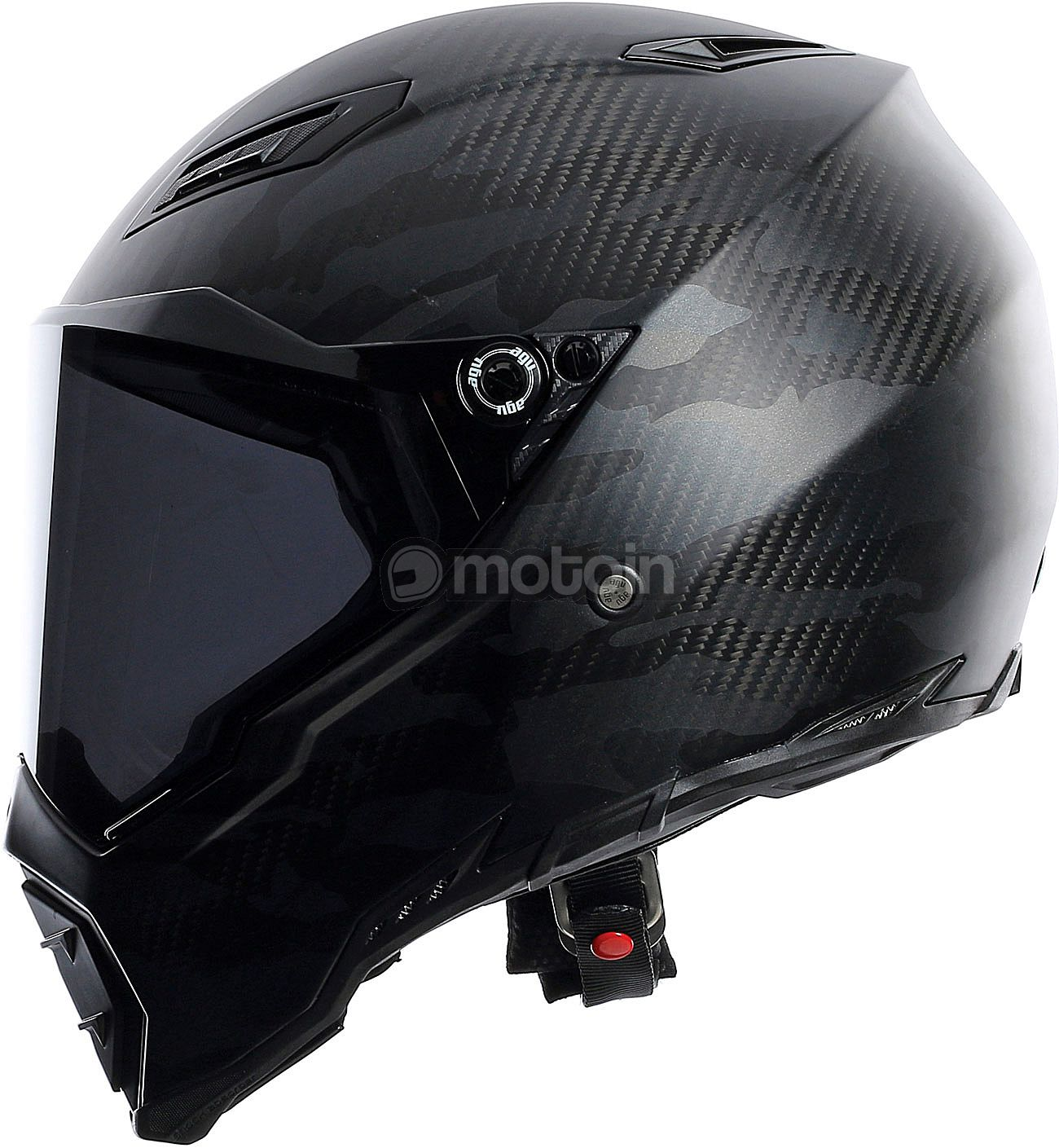AGV AX-8 EVO Naked Helmet - High Road Collection Online Store