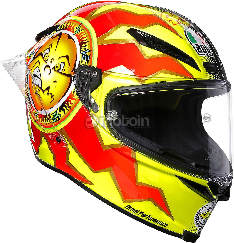 AGV Pista GP R Rossi 20 Years Integralhelm