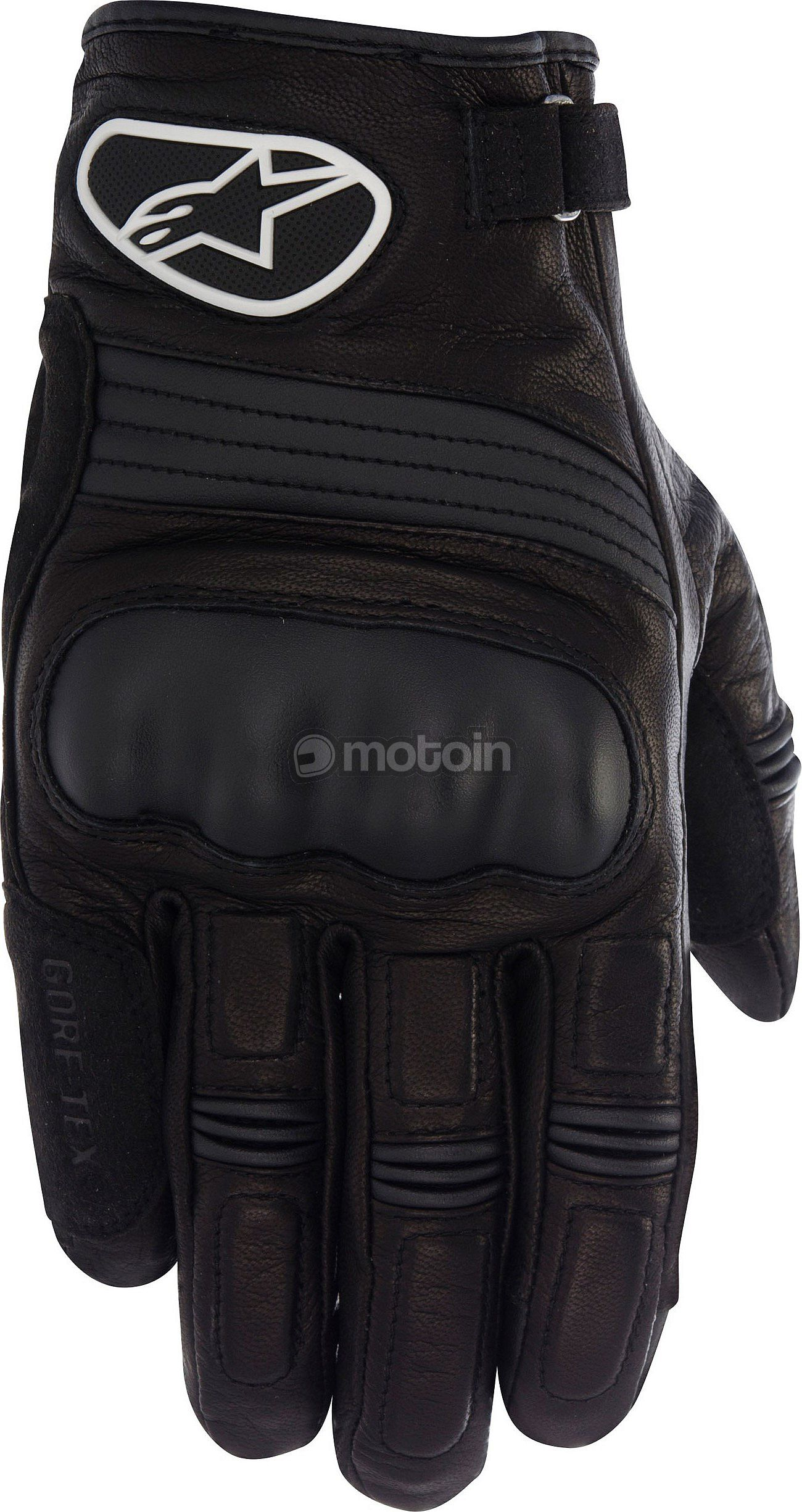 Xtrafit motorcycle gloves - Alpinestars Mustang X Trafit Gloves Gore Tex