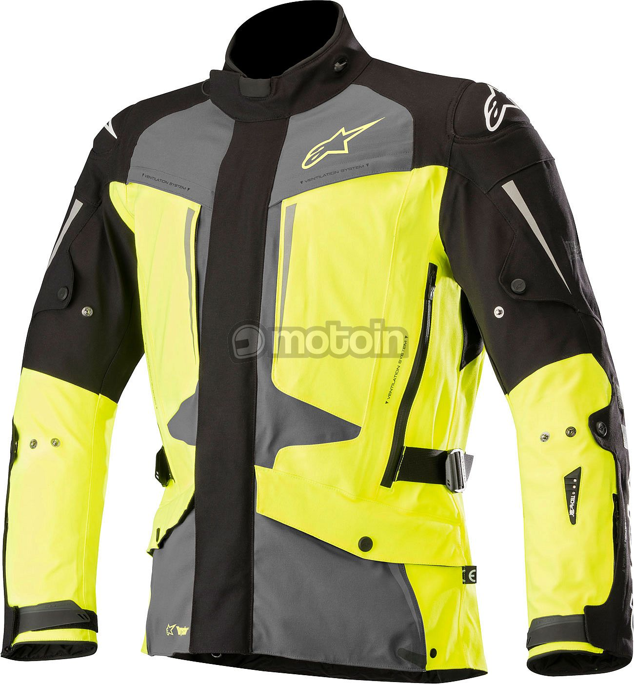 alpinestars yaguara tech air textiljacke drystar. Black Bedroom Furniture Sets. Home Design Ideas