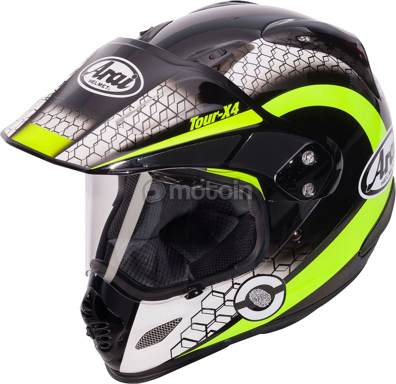 arai tour x4 mesh enduro helmet. Black Bedroom Furniture Sets. Home Design Ideas