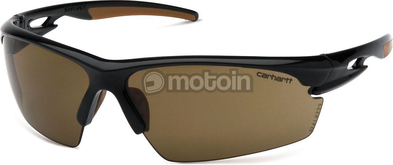 Carhartt Ironside Plus, Sonnenbrille Schwarz Getönt , Größe Einheitsgröße