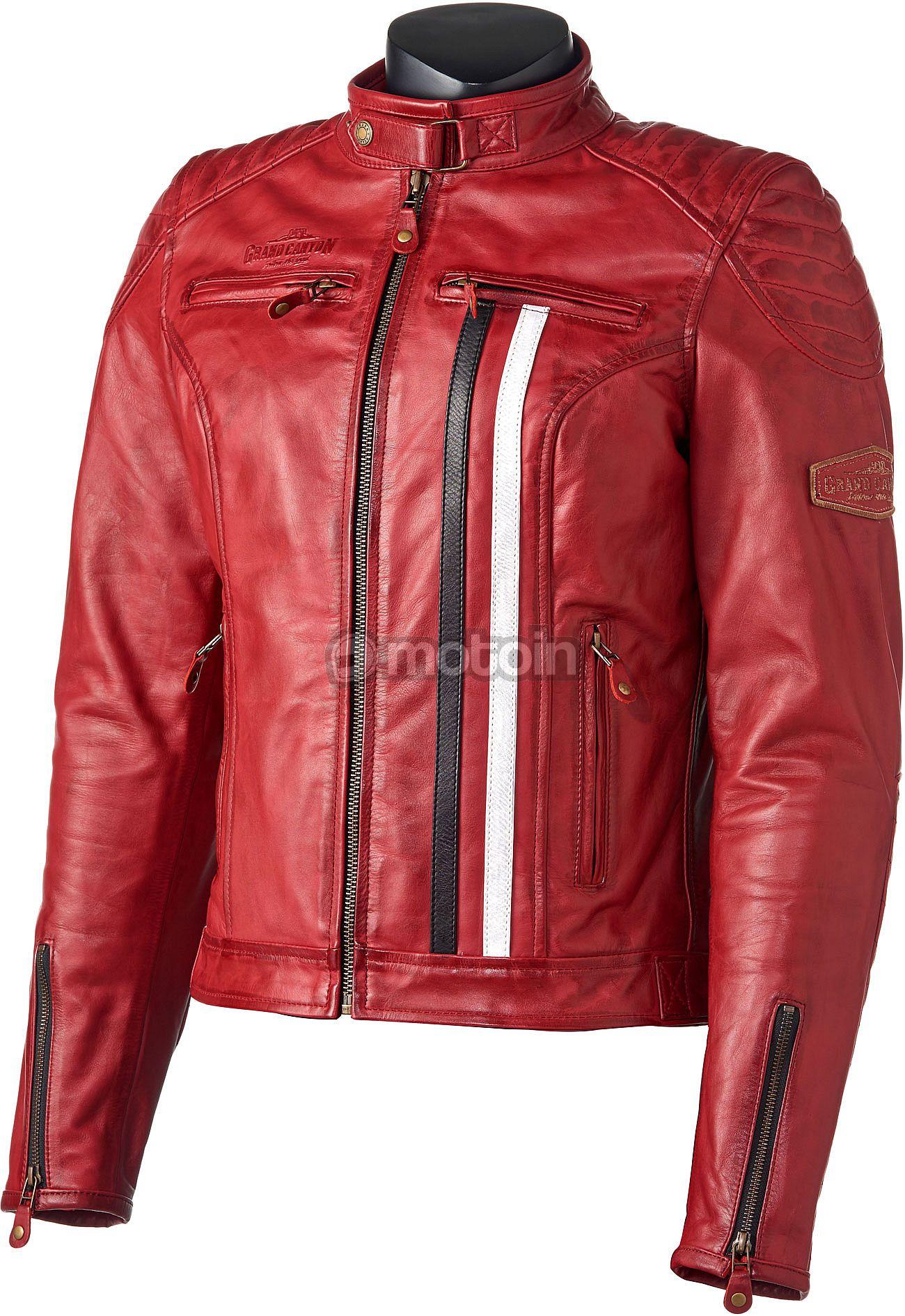 Veste Gc Crosby Cuir Femmes Bikewear En De FFI41Zqxw