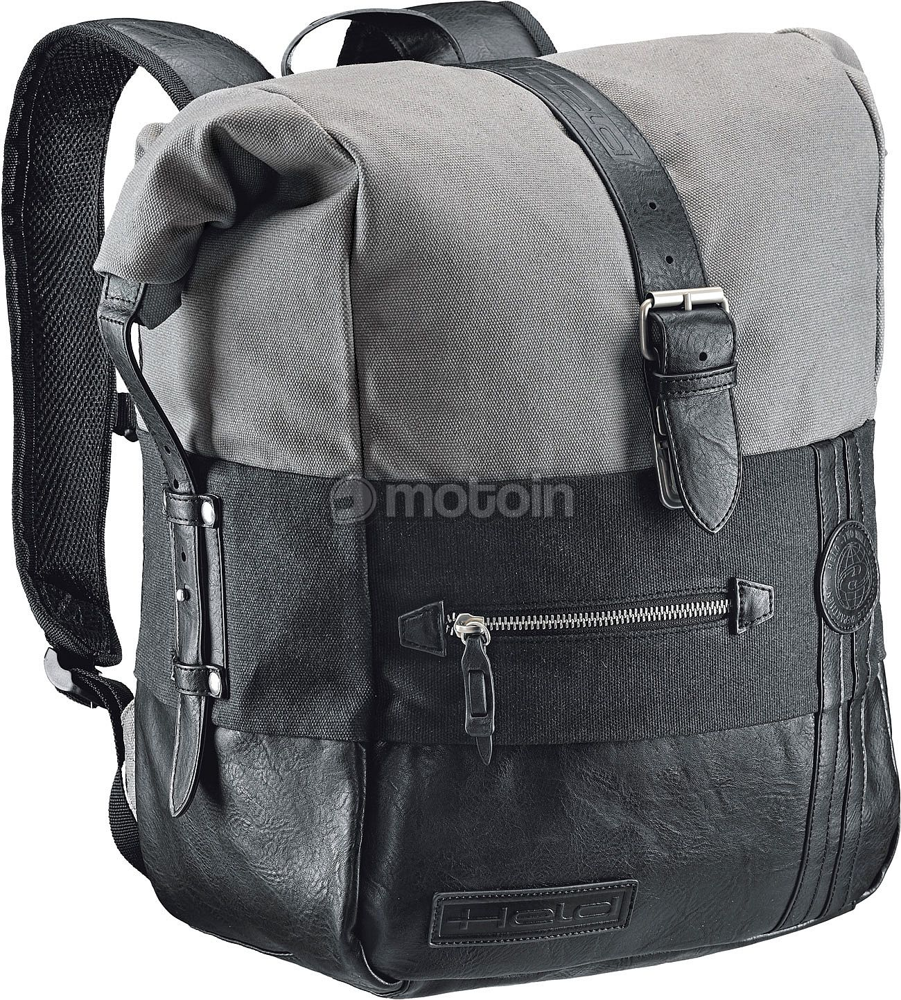 held canvas rucksack. Black Bedroom Furniture Sets. Home Design Ideas