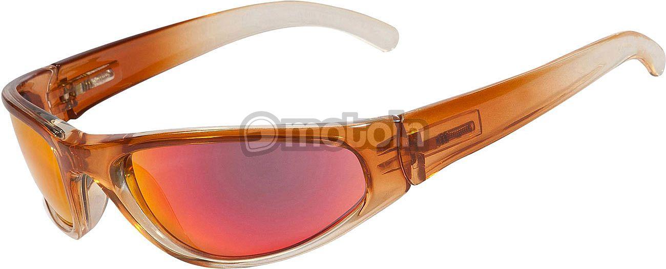 John Doe New York, Sonnenbrille Gold-Getönt , Größe Einheitsgröße