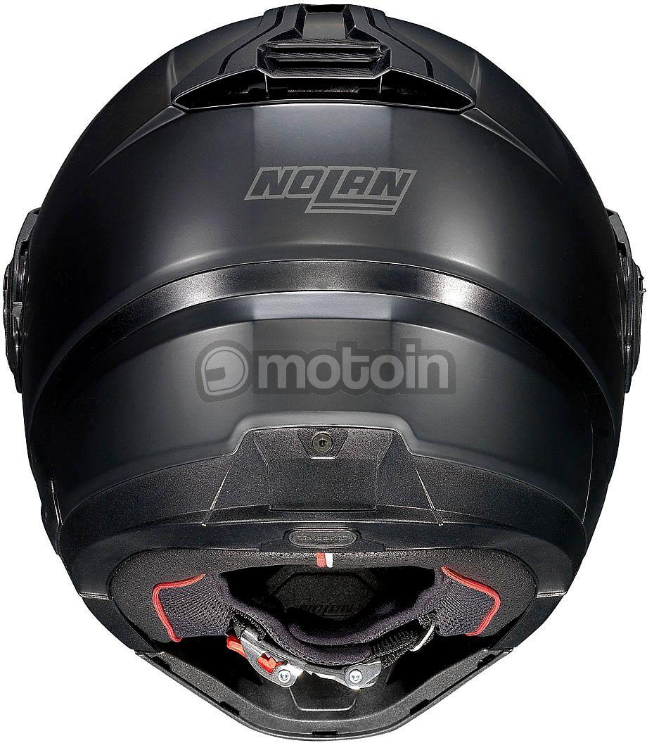 NOLAN N40-5 GT SPECIAL N-COM BLACK GRAPHITE M