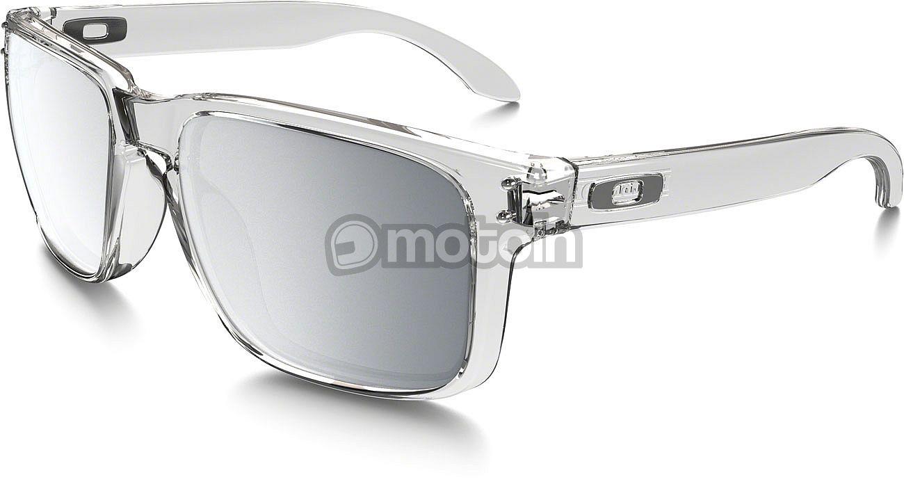 Oakley Holbrook, Sonnenbrille Matt-Schwarz Grau-Getönt