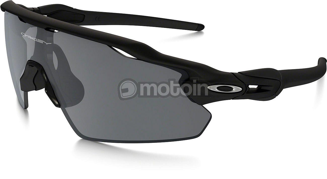 Oakley Radar EV Pitch, Sonnenbrille Grau Grün-Verspiegelt