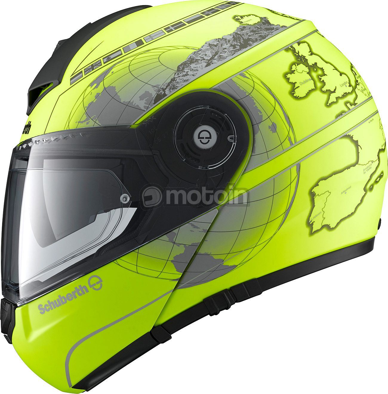 schuberth c3 pro europe klapphelm