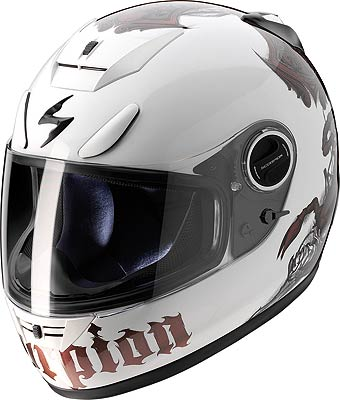 scorpion exo 750 air scorpion integral helmet
