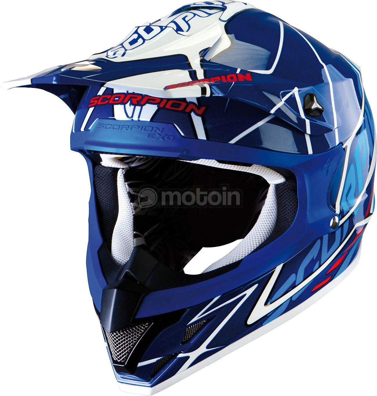 scorpion vx 15 air sprint cross helmet. Black Bedroom Furniture Sets. Home Design Ideas