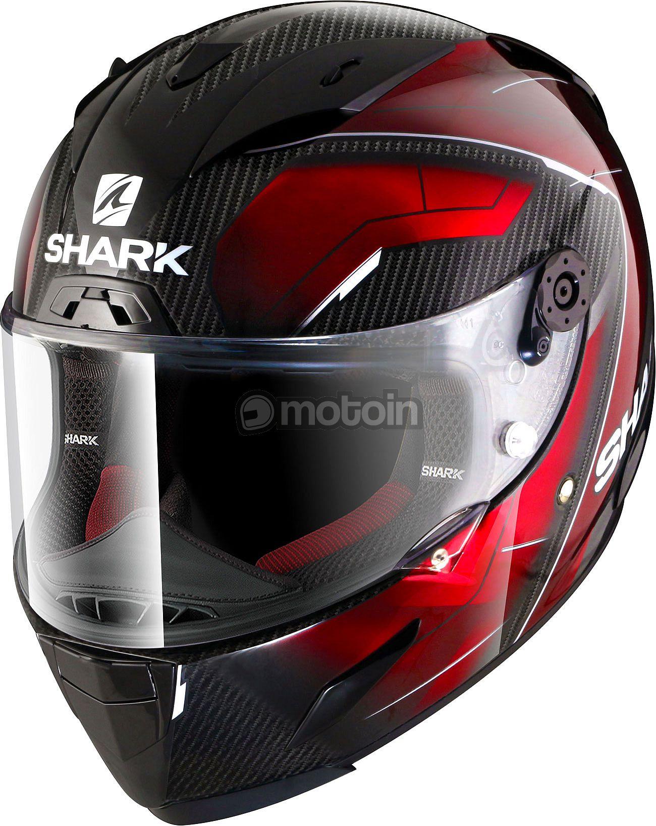 shark race r pro carbon deager integralhelm. Black Bedroom Furniture Sets. Home Design Ideas