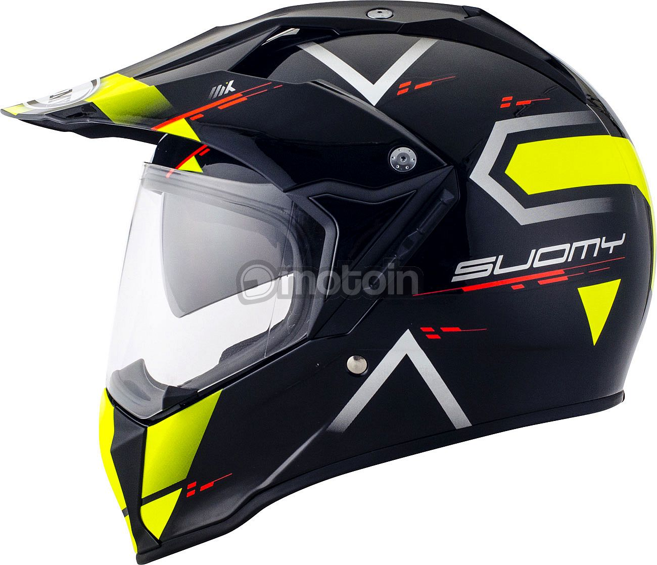 suomy mx tourer  Suomy MX Tourer Road, casco enduro -