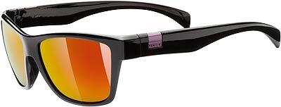 Uvex LGL 1, Sonnenbrille Matt Blau Kupfer-Verspiegelt