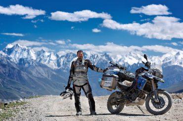 Mit Allwetter-Motorradkleidung immer sicher unterwegs