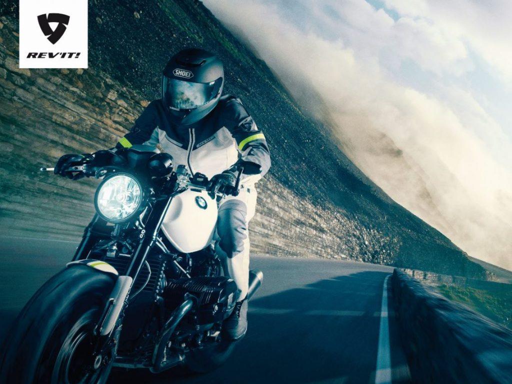 motorradfahrer bmw