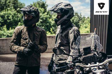 Regenbekleidung Motorradfahrer