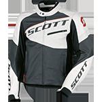 Scott Track, Leather jacket