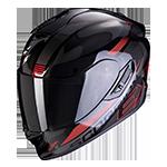 Scorpion EXO-1400 AIR Free, integral helmet