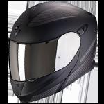 Scorpion EXO-920 Flux, lift on helmet